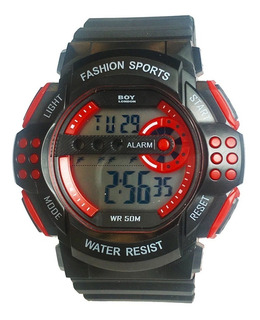 Reloj Hombre Boy London Digital 7321 Agente Oficial