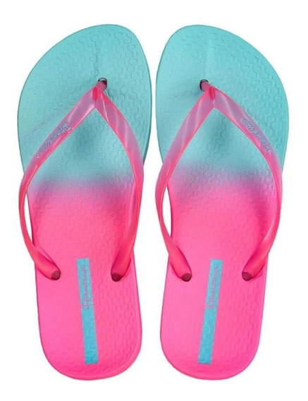 Chinelo Ipanema Colorful Feminino