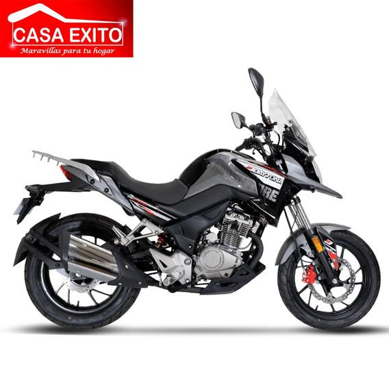 Moto Daytona Dy200 Adventure 200cc Año 2019 Ro/ Ne