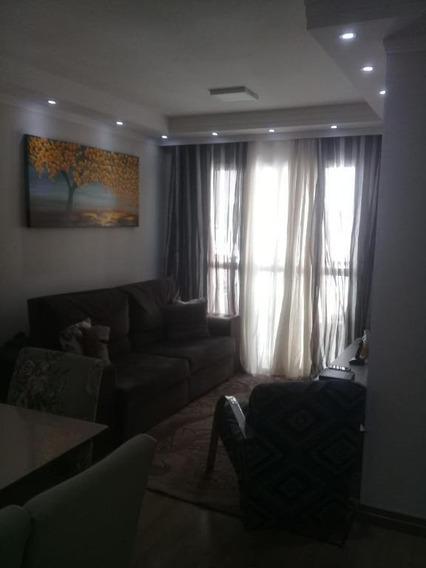 Apartamento Com 3 Dormitórios À Venda, 76 M² - Picanco - Guarulhos/sp - Cód. Ap7054 - Ap7054