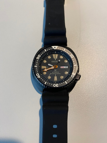 Seiko Prospex Srpc49 Black Series Limited Edition
