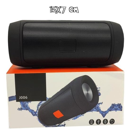 Caixa De Som Portátil Bluetooth 15w Mini2+ J006 H
