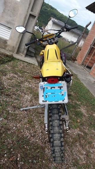 Moto Suzuki Rmx 250 Ano 1997