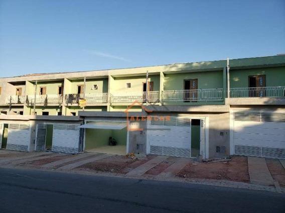 Oportunidade Sobrados Novos Com 2 Dormitórios Para Alugar, 80 M² Por R$ 1.300/mês, (somente Seguro Fiança) - Cidade Líder - São Paulo/sp - So0317