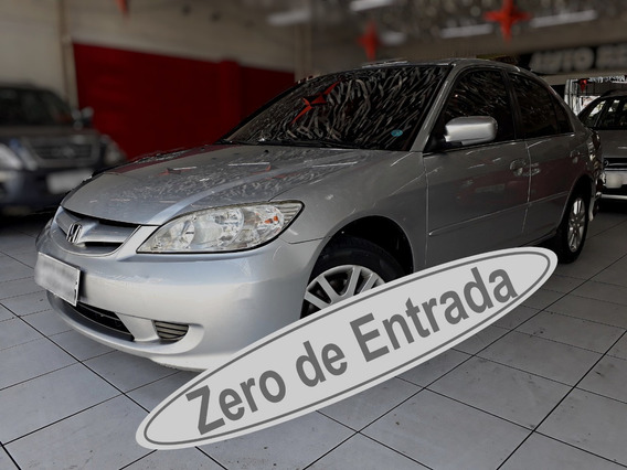 Honda / Civic / Lxl 1.7 / 2006 / Honda Civic Lxl 1.7