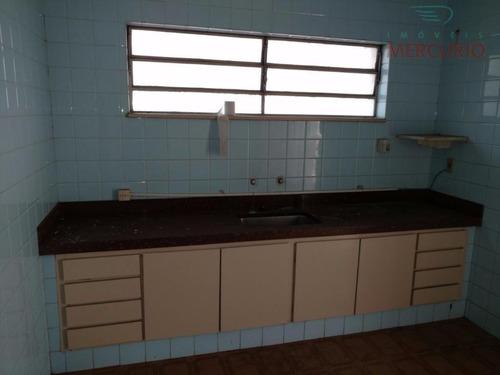 Casa Com 3 Dormitórios À Venda, 300 M² Por R$ 440.000,00 - Altos Da Cidade - Bauru/sp - Ca1708