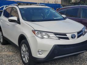 Toyota Rav4 Limited 2013 Recien Importada