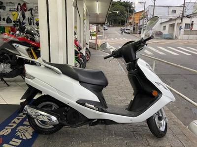 Suzuki Burgman 125i 2016 Único Dono