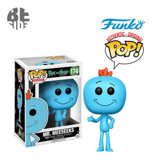 Funko Pop Mr Meeseeks, Rick And Morty