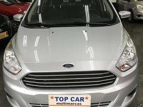 Ford Ka+ Se 1.5 Sd 2017 - Ent. + Mensais De R$ 999