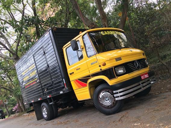 Mercedes-benz Mb 608 Impecável