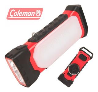 Lanterna Luminária Coleman 2 Em 1 Rugged 200 Lumens Camping