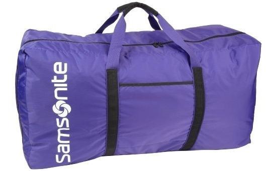Samsonite Asas-a-ton 32,5 Paquete De 3 Lona, Púrpura