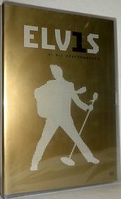 Dvd Elvis Presley #1 Hit Performances Lacrado Frete R$12,00