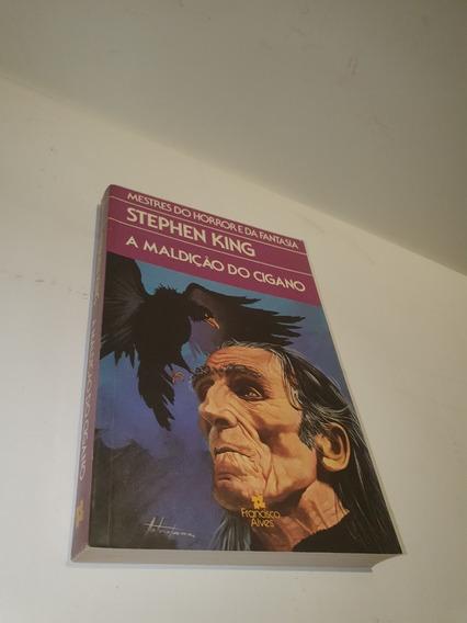 A Maldição Do Cigano - Stephen King - 6x Sem Juros