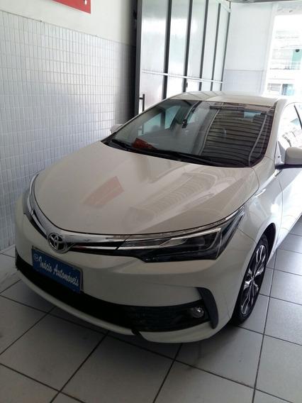 Toyota Corolla 2.0 16v Altis Flex Multi-drive S 4p 2018