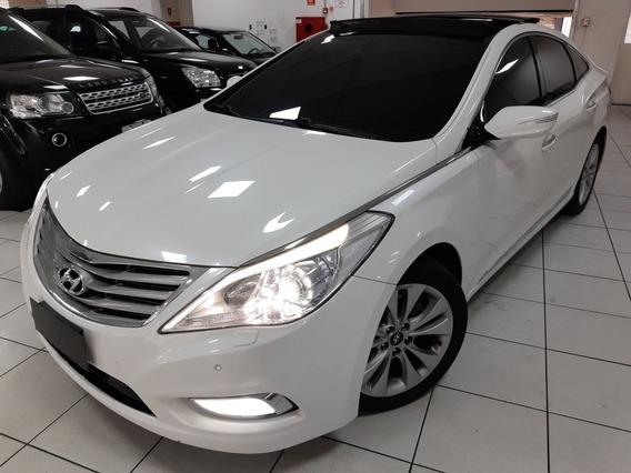 Hyundai Azera 3.0 V6 Aut 2014 Teto Panorâmico, Top De Linha!