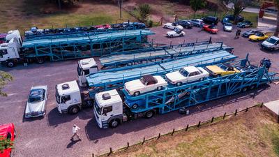 Transporte De Autos, Traslado De Vehículos, Batea Mosquito.