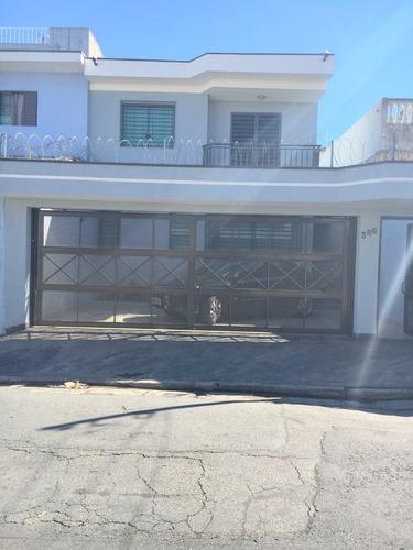 Imagem 1 de 15 de Sobrado - Vila Santa Clara - Ref: 6301 - V-6301