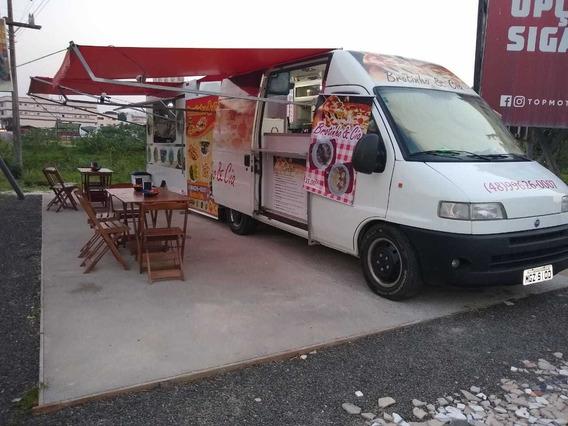 Docato 2003 Mais Treiler Food Truck
