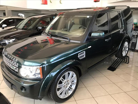 Land Rover Discovery 4 3.0 Hse 4x4 V6 24v Turbo