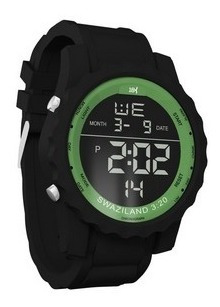 Relógio 18k Watches Swaziland Original Frete Grátis