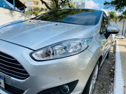 Ford Fiesta 2015 1.6 16v Titanium Flex Powershift 5p