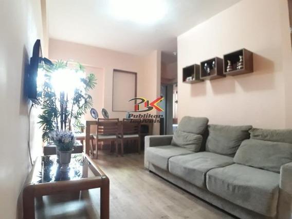 Apartamento Com Área Privativa Em Belo Horizonte - Salgado Filho Por 235.000,00 À Venda - 381