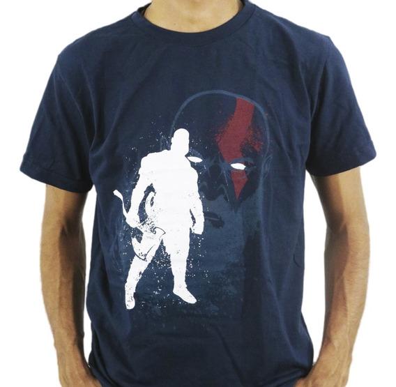 Camiseta Estilo Geek Games God