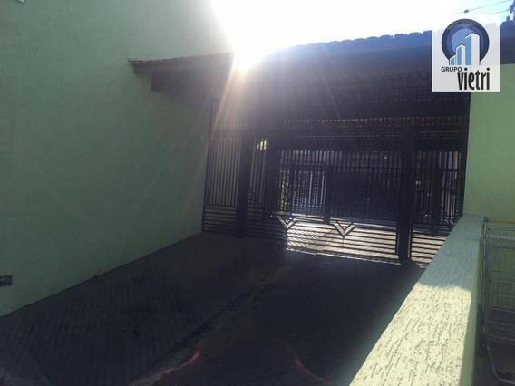 Casa Com 2 Dormitórios À Venda, 92 M² Por R$ 480.000 - Conjunto Residencial Vista Verde - São Paulo/sp - Ca1053