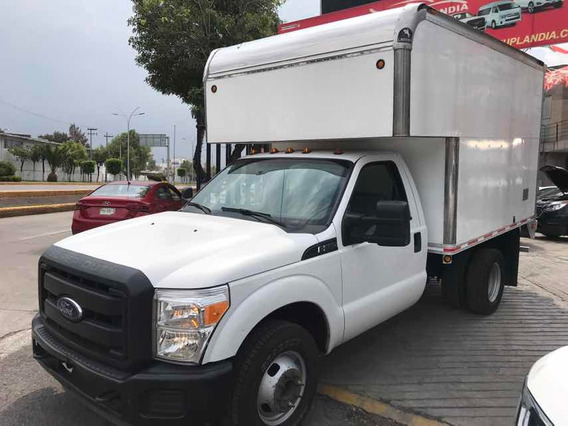 Ford F-350 6.3l Xl 6.2 At