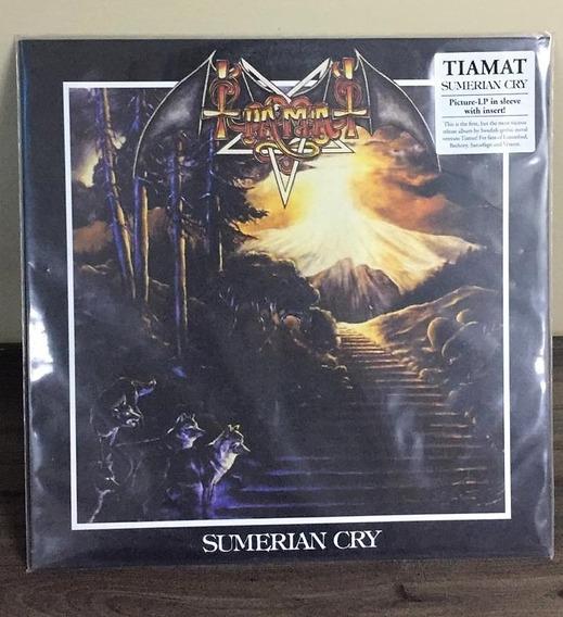Lp Vinil Tiamat - Sumerian Cry - Importado Europa