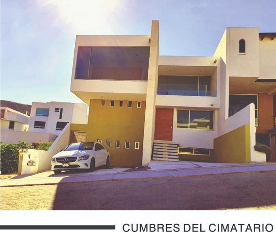 Estrene Residencia En Cumbres Del Cimatario