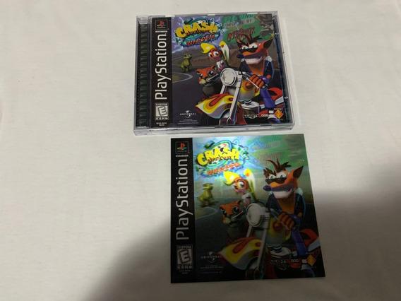 Crash Bandicoot 3 Warped Ps1 Completo Americano