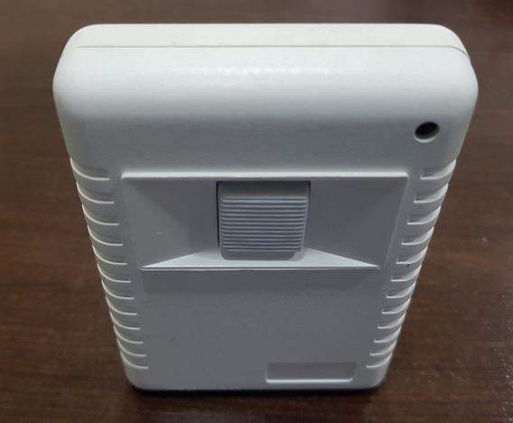 Caixa Plástica P/ Controle Patola - Cr-96/2 S/ Clip Branca