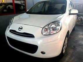 Nissan March 1.6 Advance Mt 2013