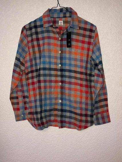 Camisa Gap Nueva Original Con Etiqueta