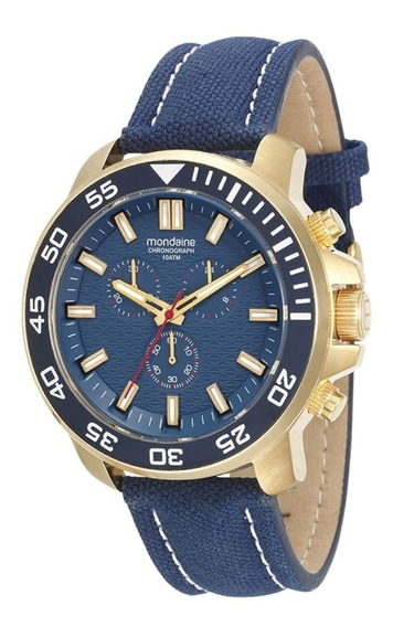 Relógio Mondaine Masculino 53575gpmvdn1