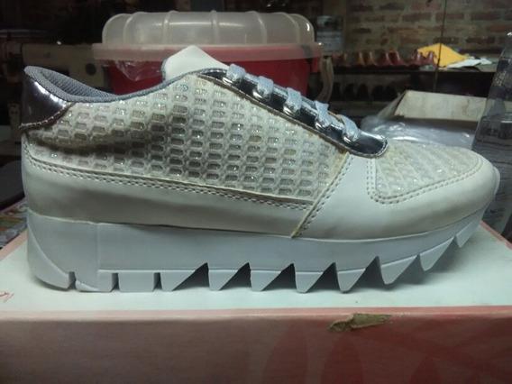 Zapato Deportivo Dama Económico Del 34 Al 38