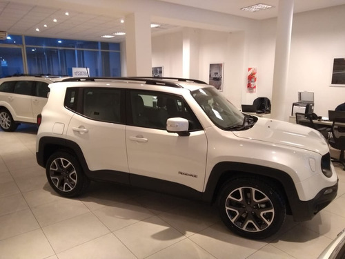 Jeep Renegade Longitude Automática Anticipo $700.470