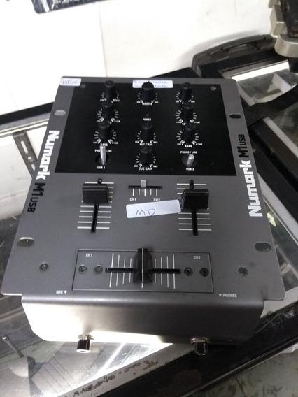 Mixer Para Dj Numark Com Interface Usb
