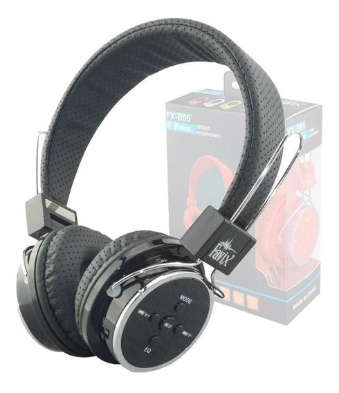 Fone B05 Headphone Bluetooth Favix Hifi Micro Sd Usb Sem Fio
