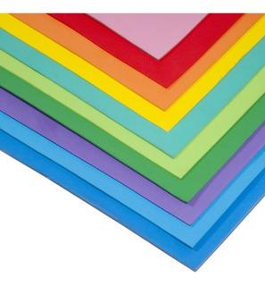 Foami Color 6mm, Placa 2.70 Metros X 1.50 Ancho, Goma Eva