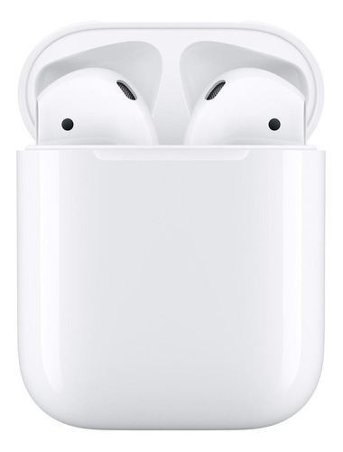 Fone De Ouvido Sem Fio Apple AirPods With Charging Case (2nd