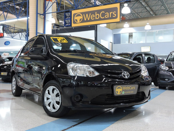 Toyota Etios 1.5 Sedan Xs Flex - Manual 2015