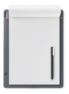 Tablet Wacom Bamboo Slate Small A5 Inalambrico