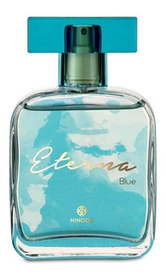 Eterna Blue Hinode Perfume Feminino Original Marcante 100ml