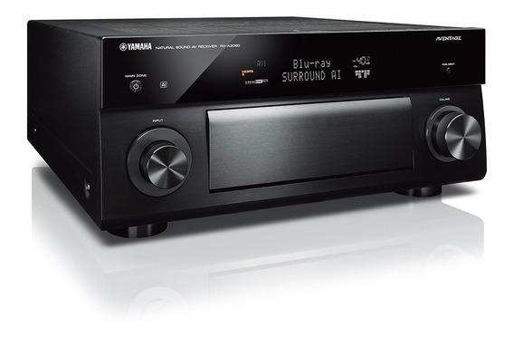 Receiver Yamaha Rx-a3080 9.2 Zona2/3 Airplay Revenda Oficial
