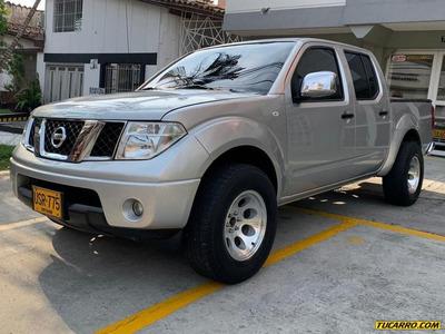 Nissan Navara Le Aut 4x4 Full