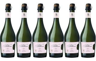 Champagne Espumante Sottano Rose X750cc Caja X6